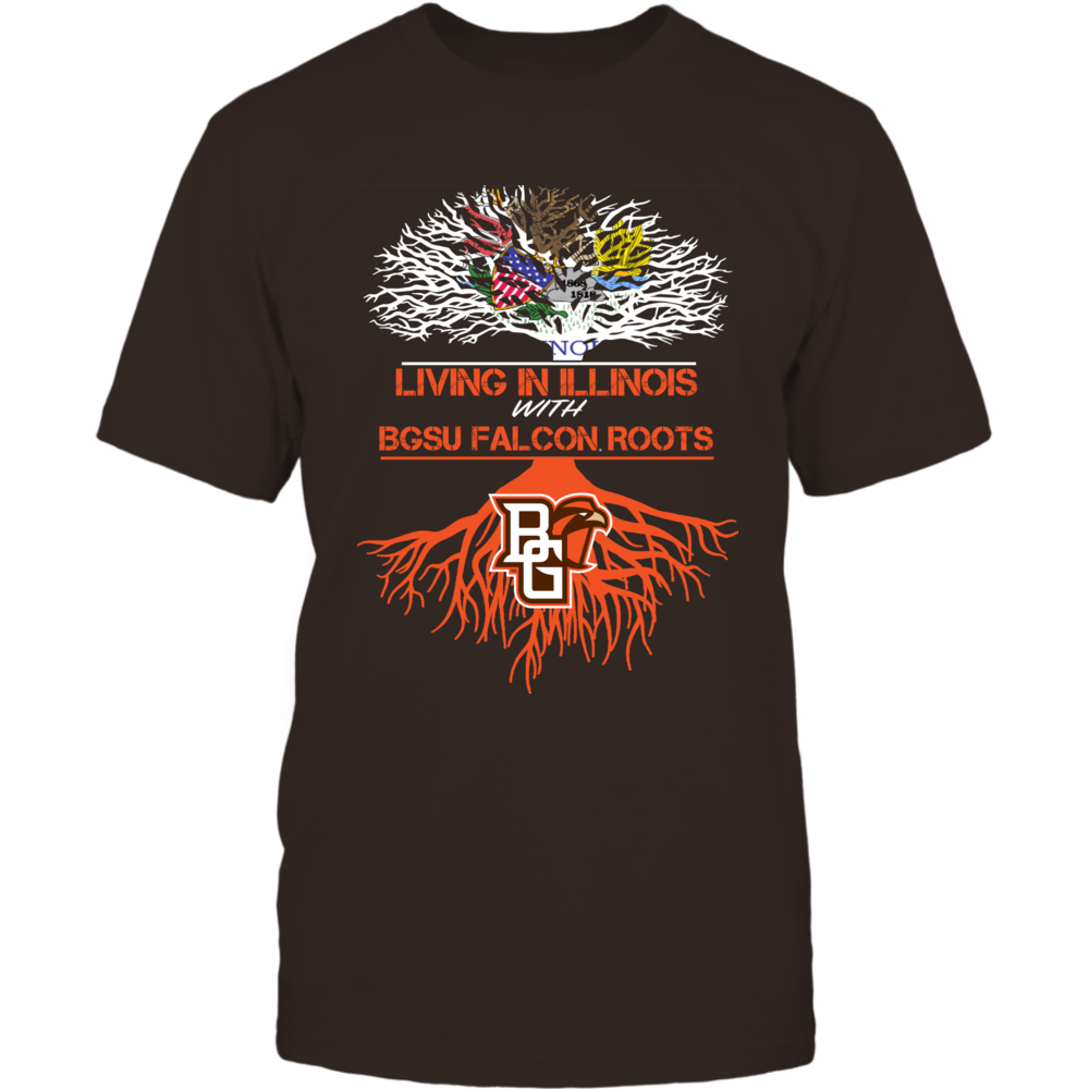 Bowling Green Falcons - Living Roots Illinois Front picture