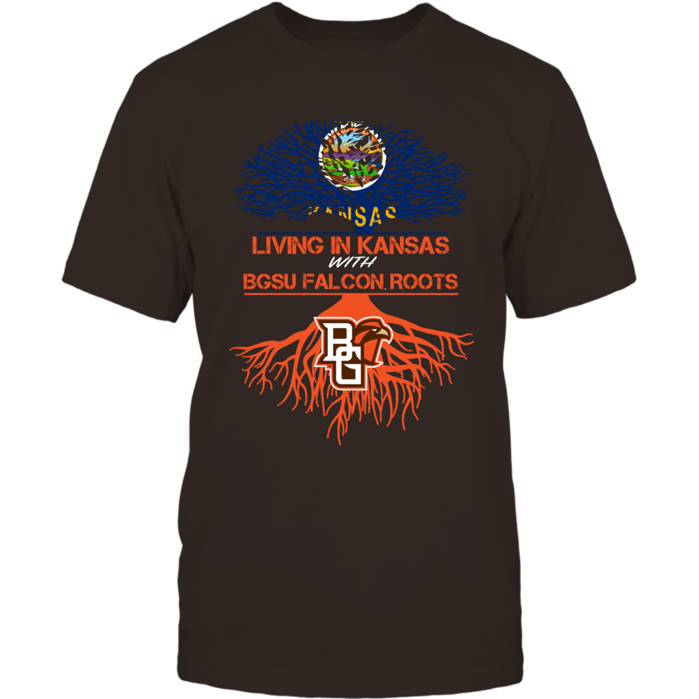 Bowling Green Falcons - Living Roots Kansas Front picture