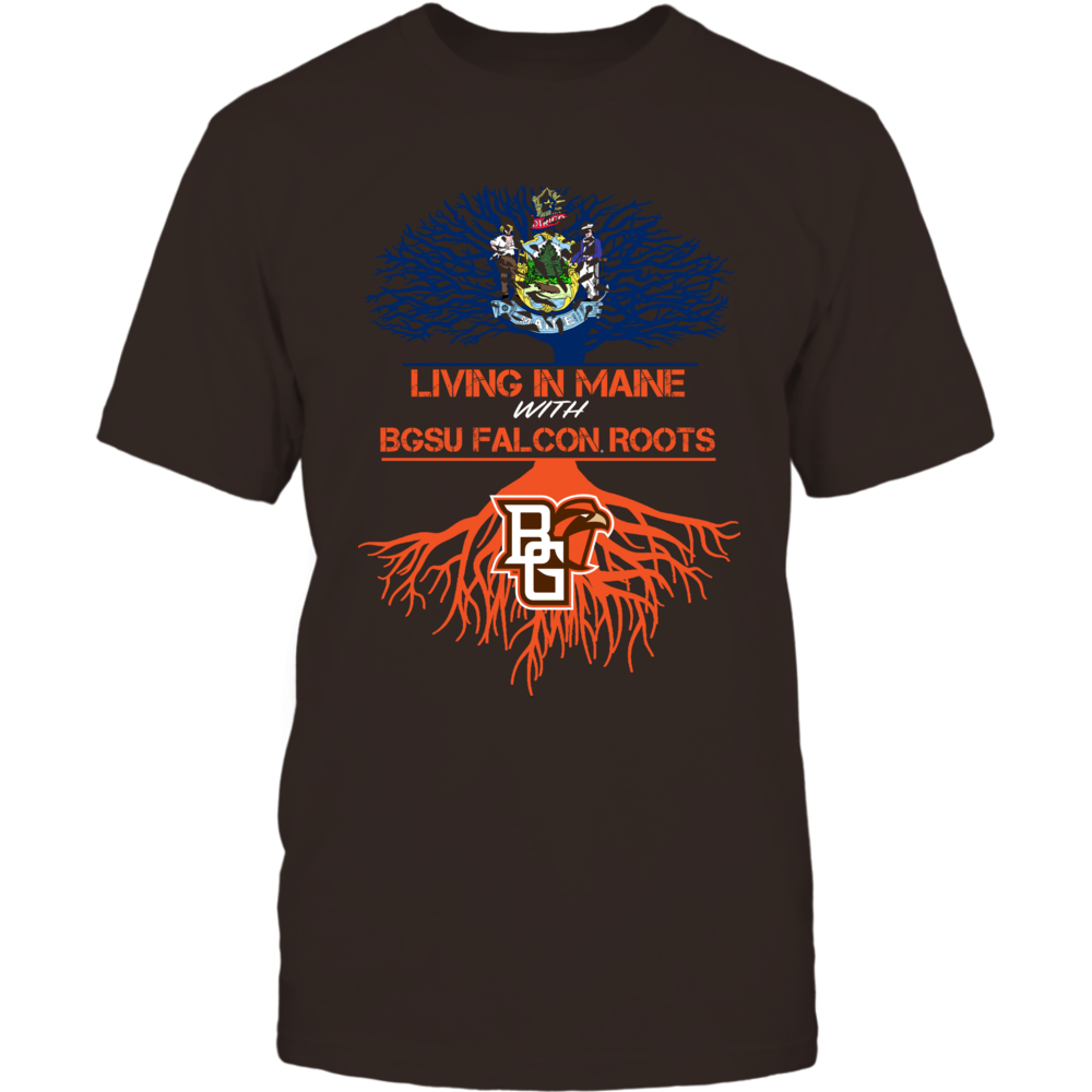 Bowling Green Falcons - Living Roots Maine Front picture