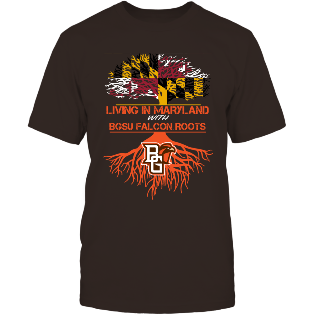 Bowling Green Falcons - Living Roots Maryland Front picture