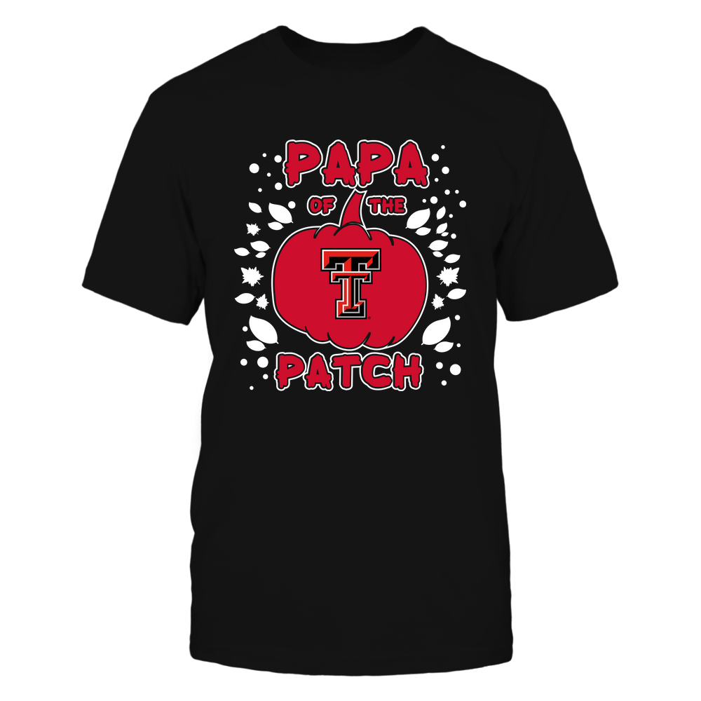 Texas Tech Red Raiders - Papa Of The Pumpkin Patch - Team Front picture
