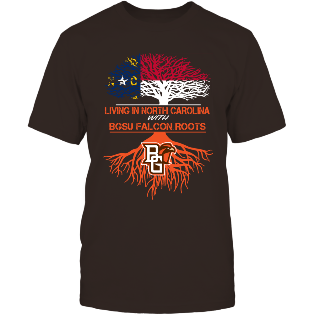 Bowling Green Falcons - Living Roots North Carolina Front picture