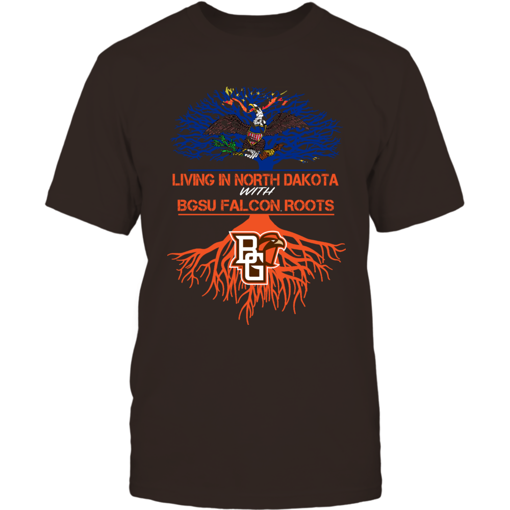 Bowling Green Falcons - Living Roots North Dakota Front picture