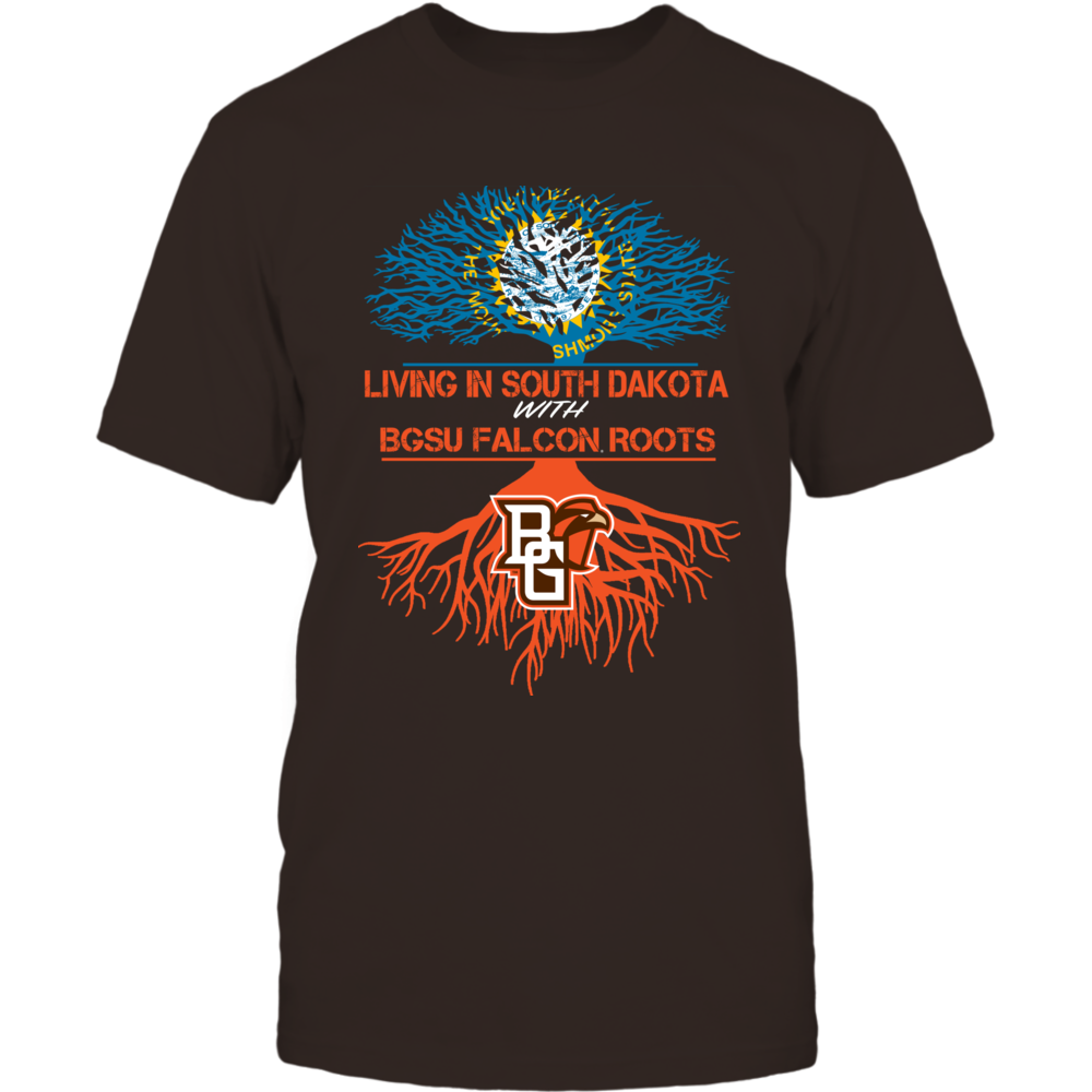 Bowling Green Falcons - Living Roots South Dakota Front picture