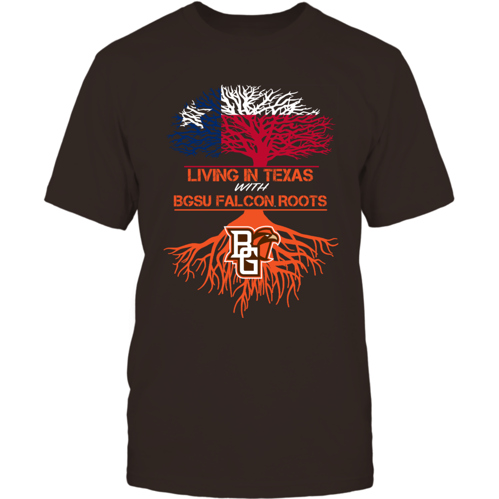 Bowling Green Falcons - Living Roots Texas Front picture