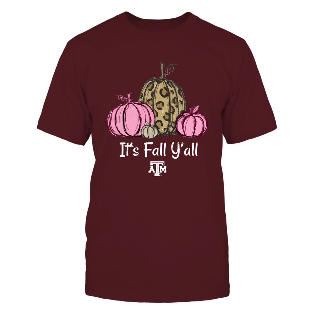 Texas A&M Aggies - It-is-Fall-IF32-IC32-DS83 Front picture