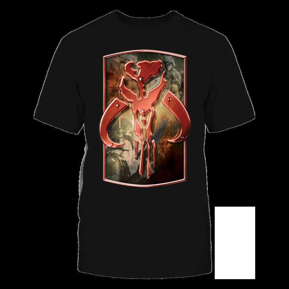 Boba Fett - Mandalorian Metal Front picture