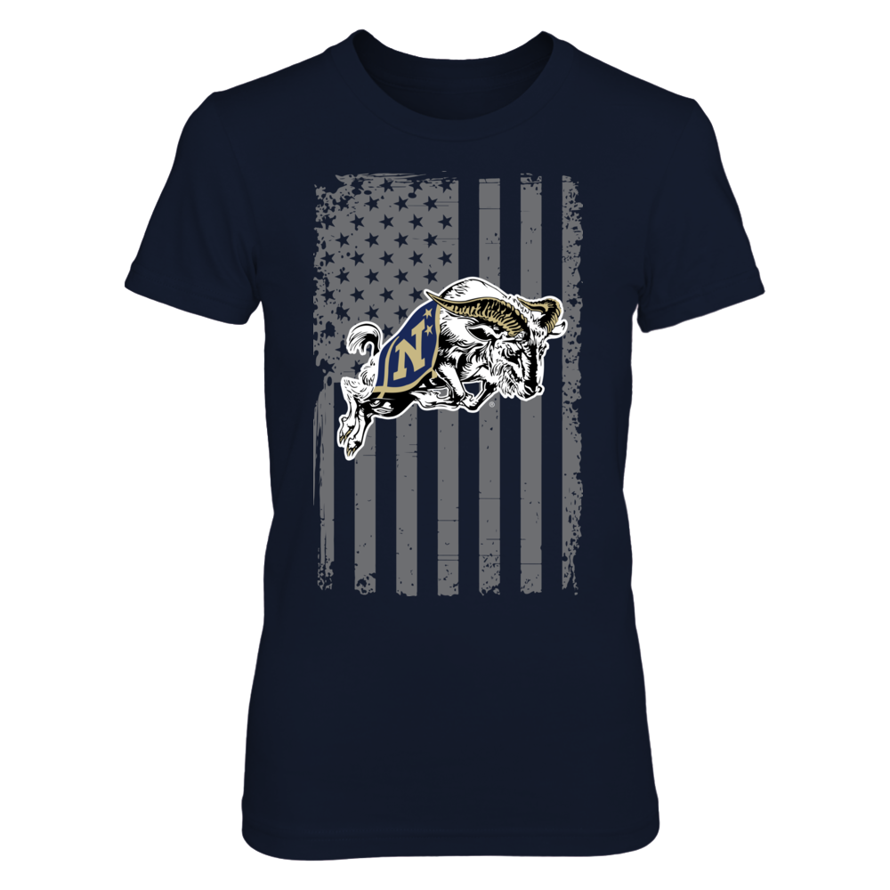 Navy Midshipmen - Show Your Pride Flag Front picture