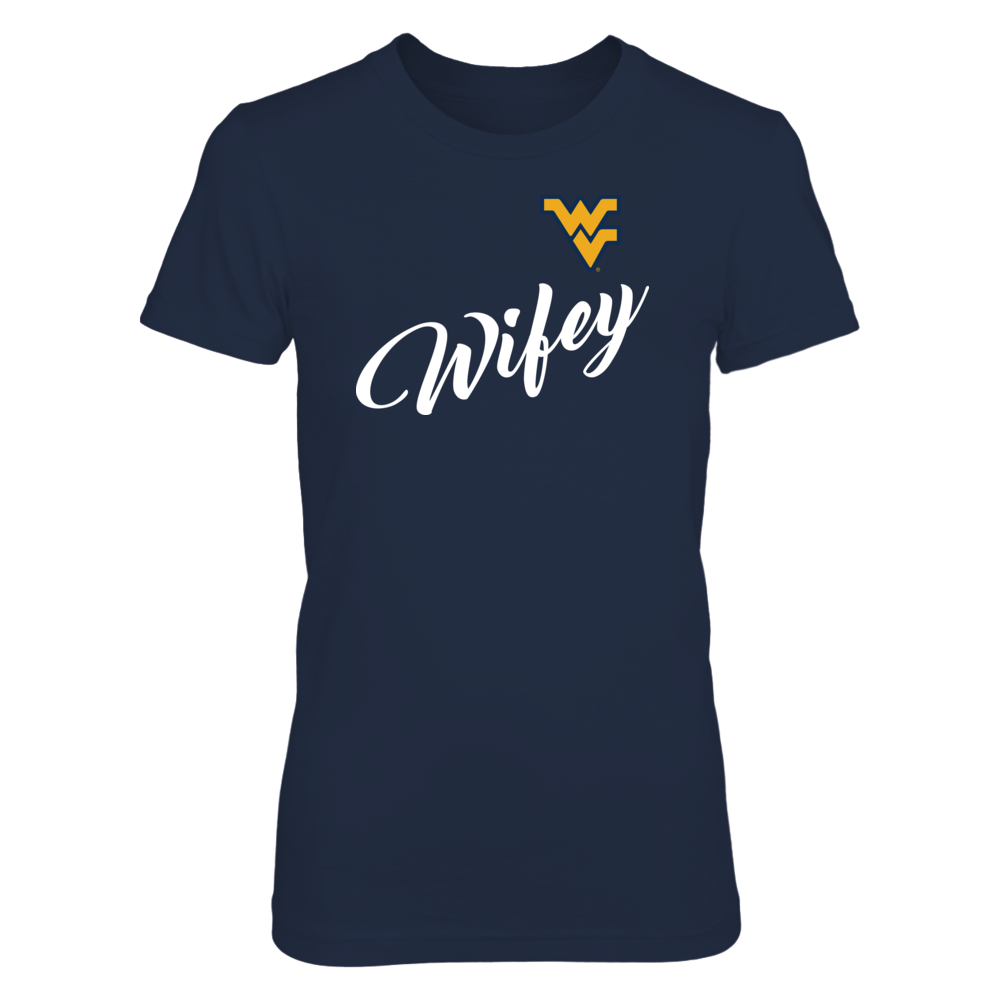 West Virginia Mountaineers - Wifey Front picture