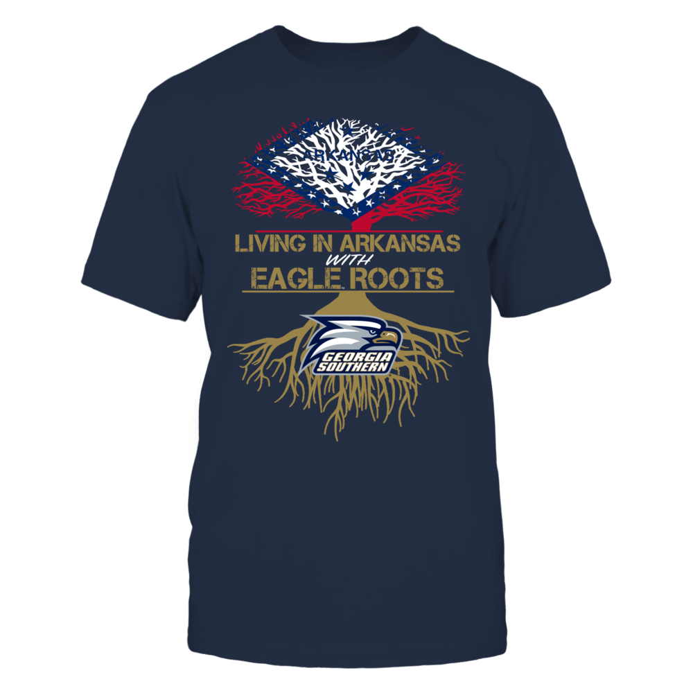 Georgia Southern Eagles - Living Roots Arkansas Front picture
