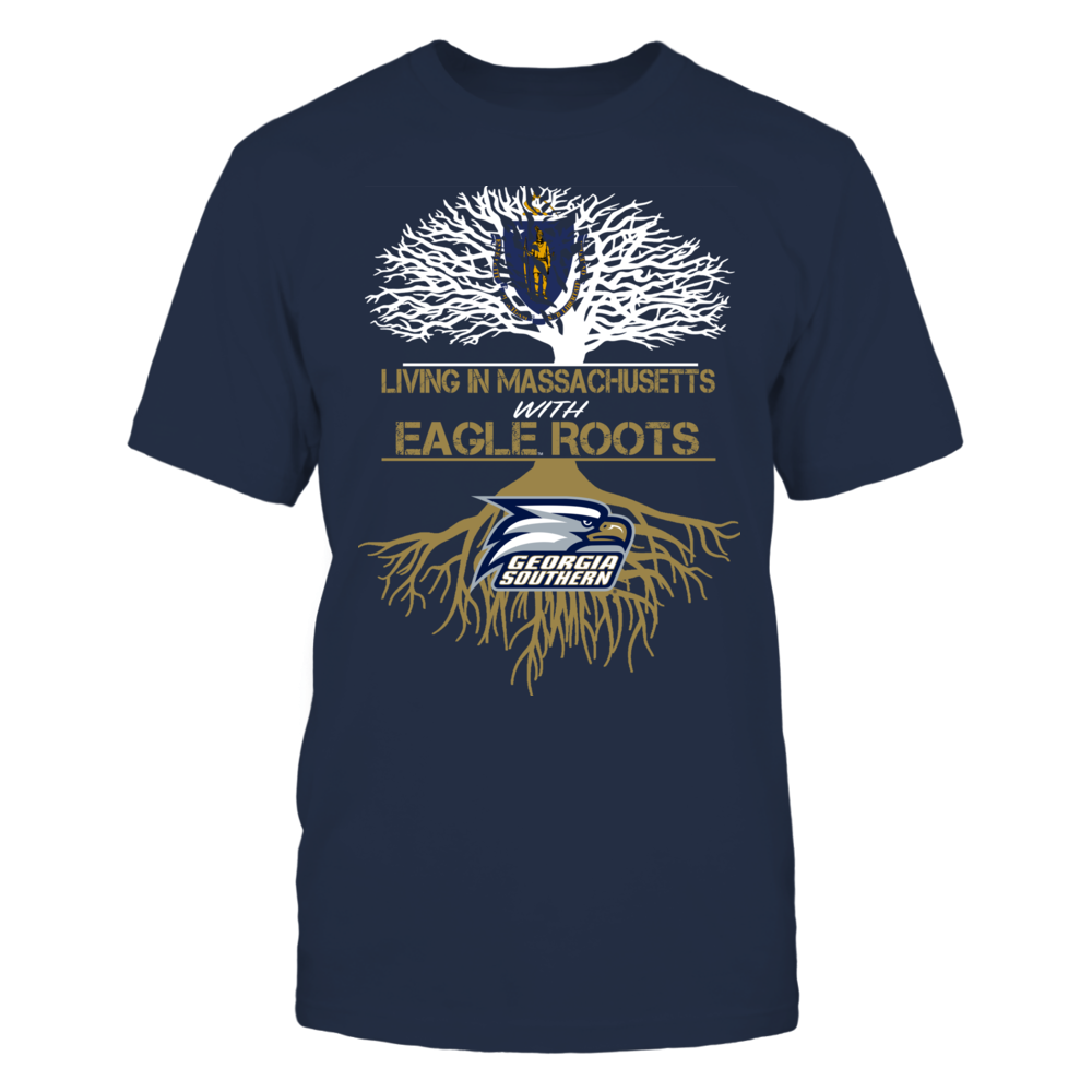 Georgia Southern Eagles - Living Roots Massachusetts Front picture
