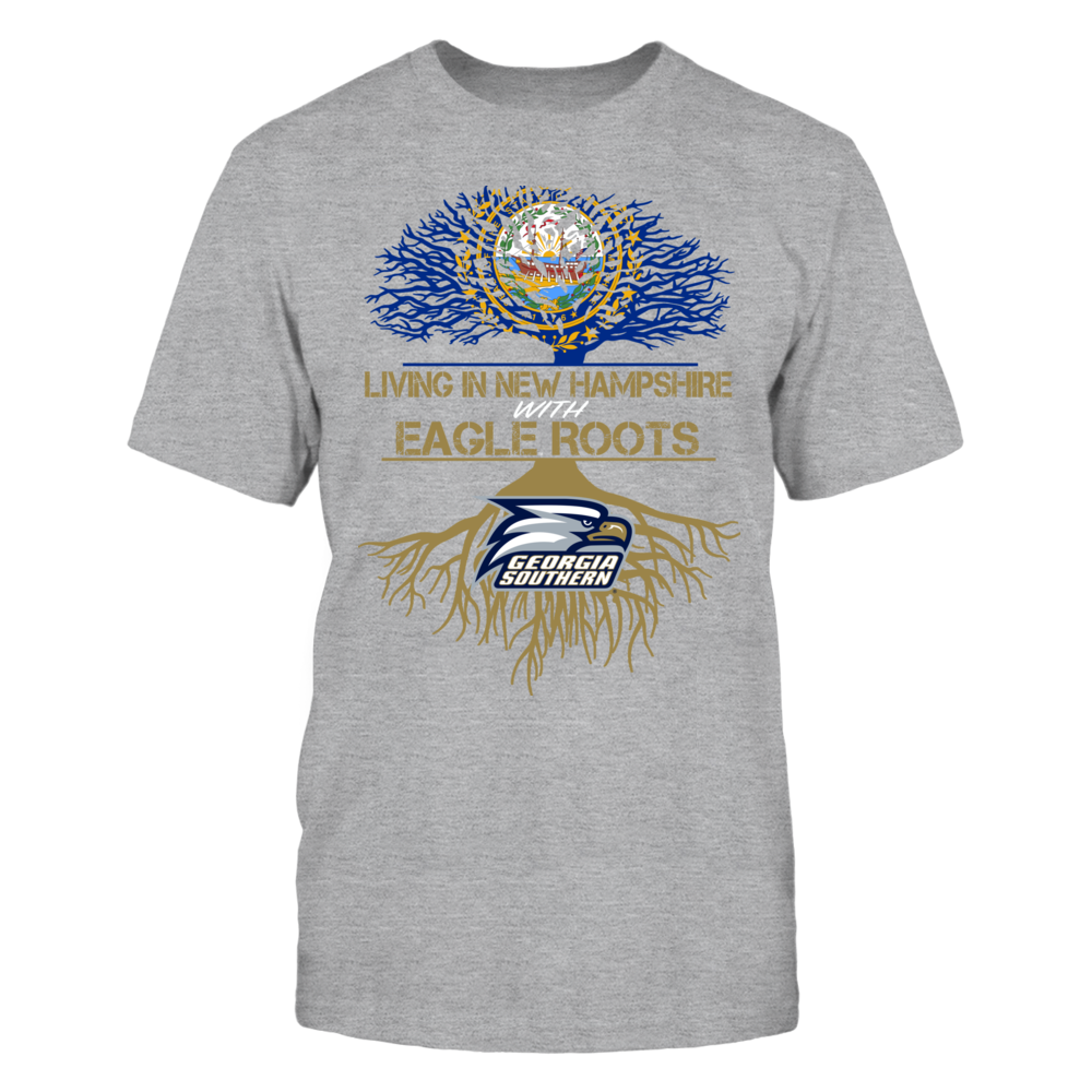 Georgia Southern Eagles - Living Roots New Hampshire Front picture