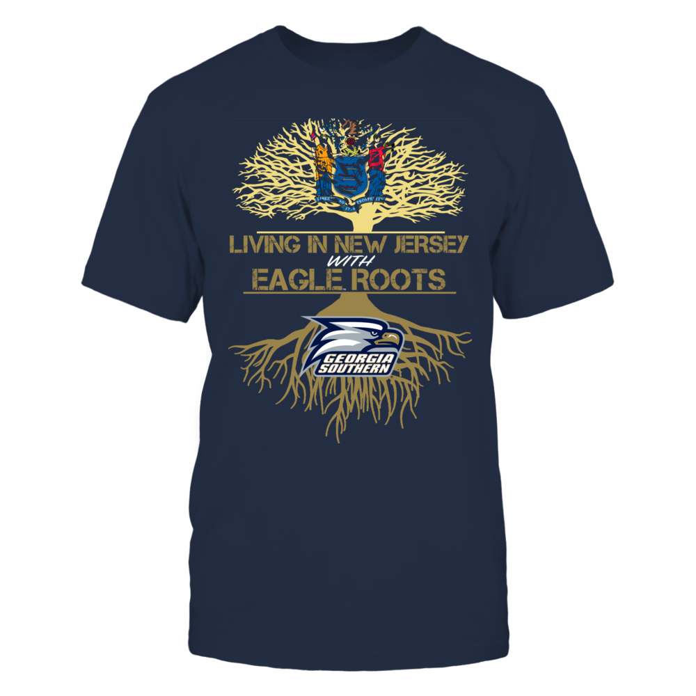 Georgia Southern Eagles - Living Roots New Jersey Front picture