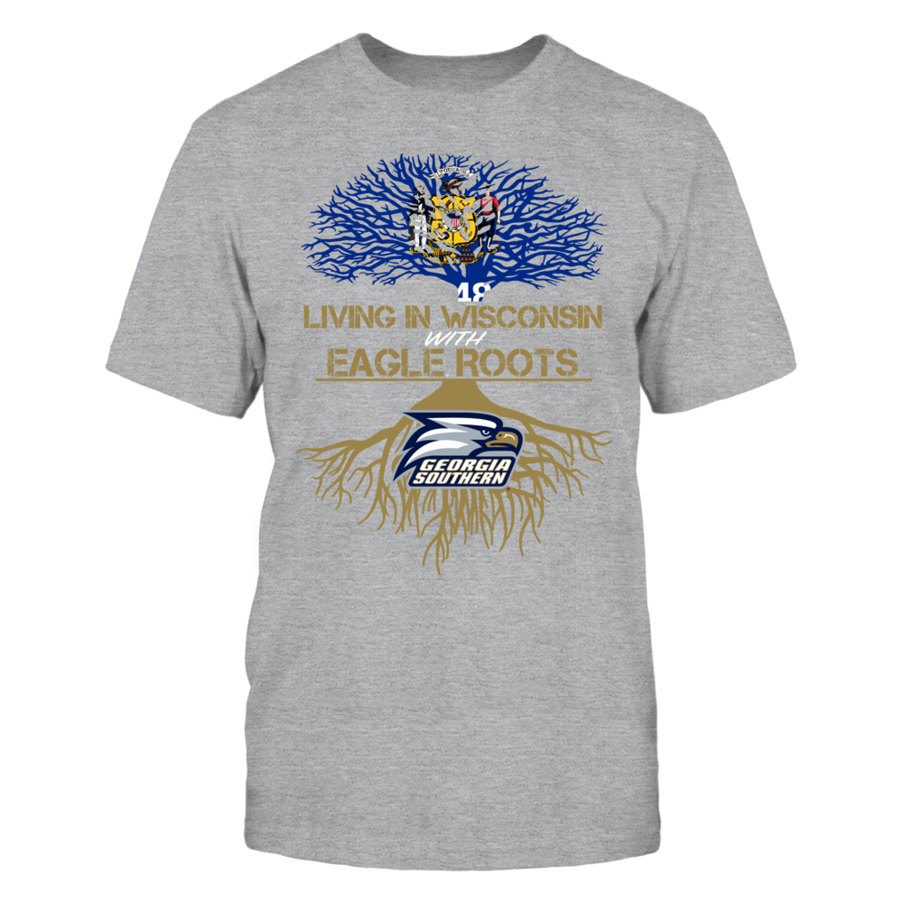 Georgia Southern Eagles - Living Roots Wisconsin Front picture