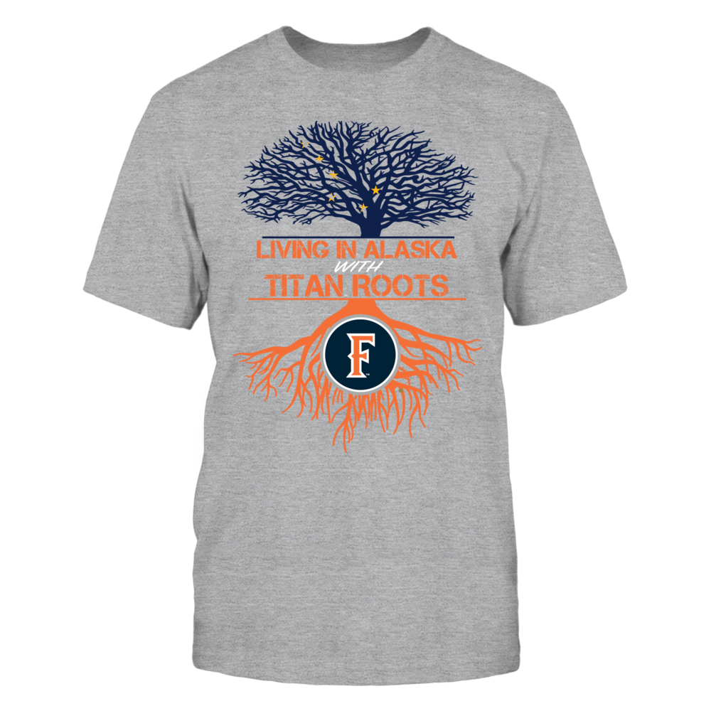 Cal State Fullerton Titans- Living Roots Alaska Front picture