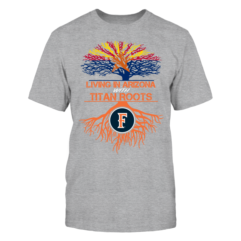 Cal State Fullerton Titans- Living Roots Arizona Front picture
