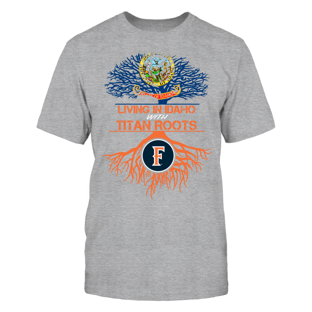 Cal State Fullerton Titans- Living Roots Idaho Front picture