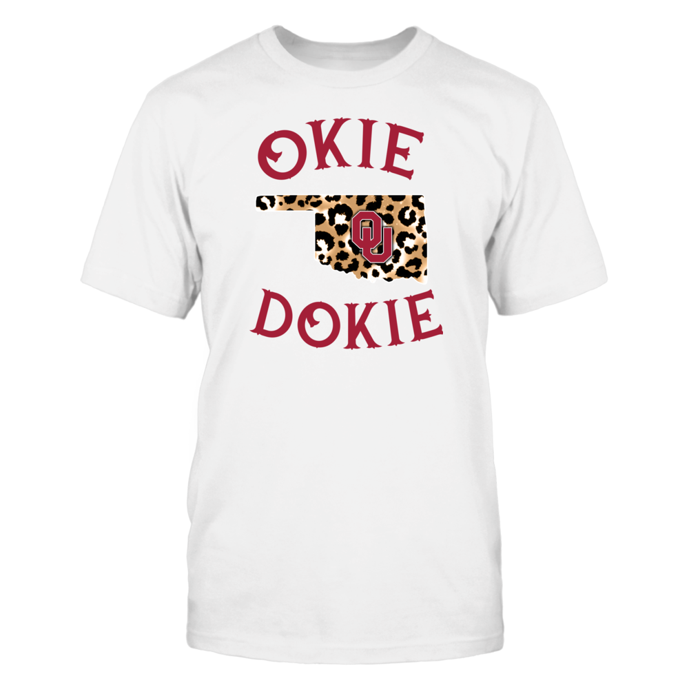 Okie Dokie - Leopard Pattern - IF-IC13-DS85 Front picture