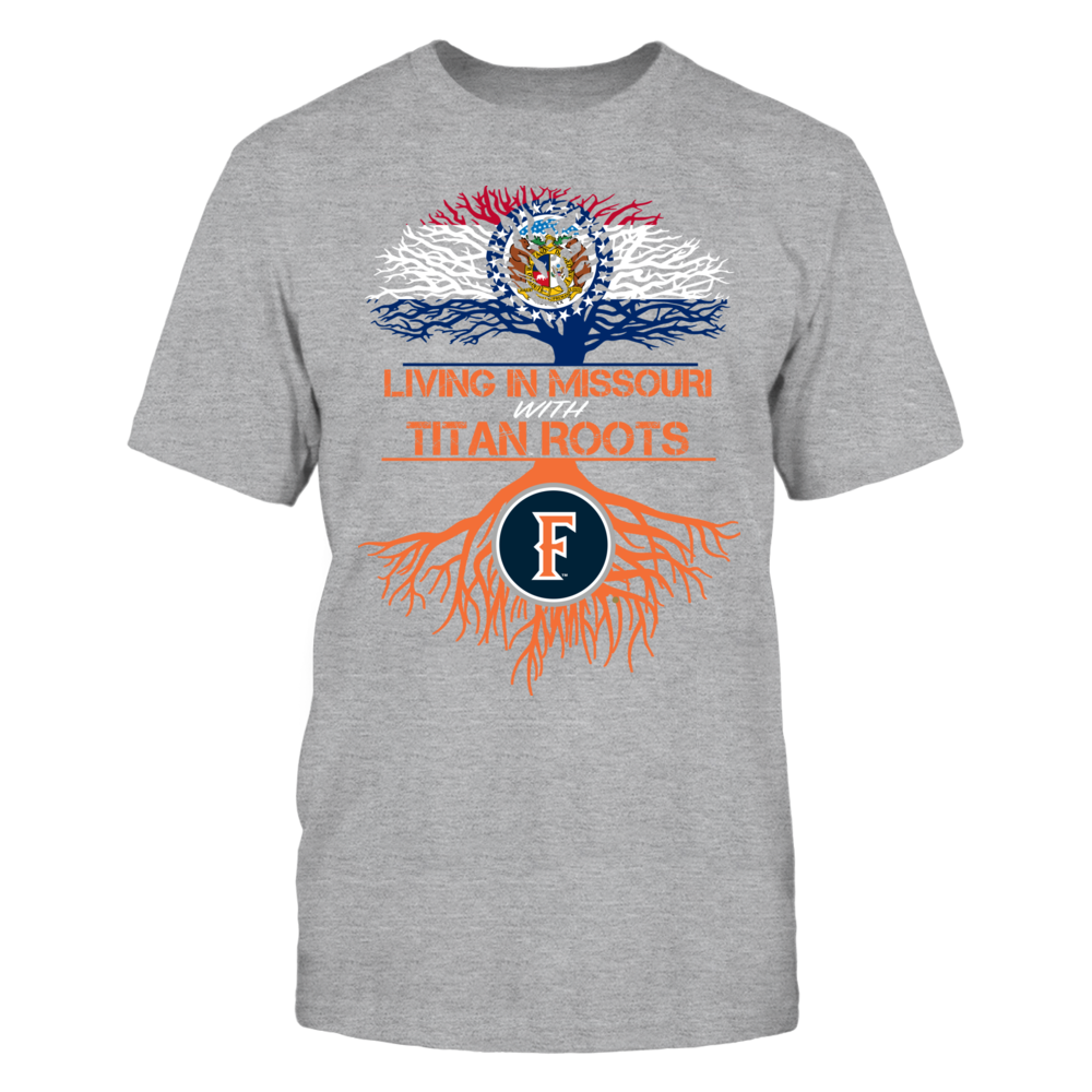 Cal State Fullerton Titans- Living Roots Missouri Front picture