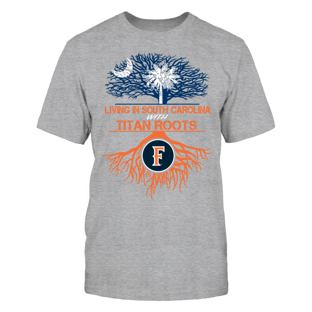 Cal State Fullerton Titans- Living Roots South Carolina Front picture