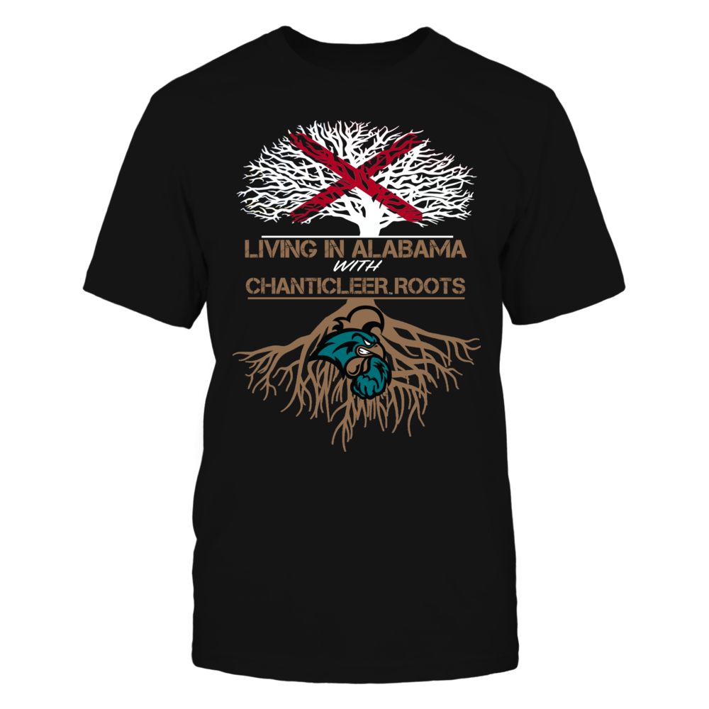 Coastal Carolina Chanticleers - Living Roots Alabama Front picture