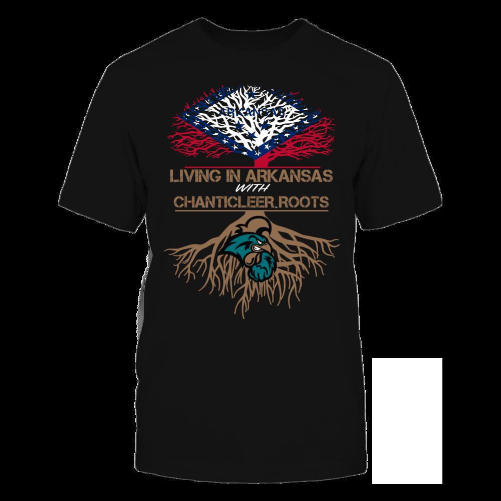 Coastal Carolina Chanticleers - Living Roots Arkansas Front picture