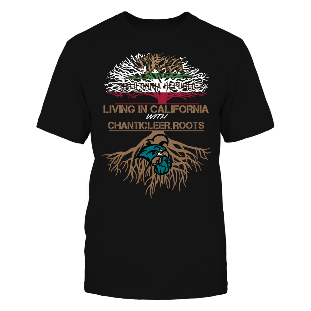 Coastal Carolina Chanticleers - Living Roots California Front picture