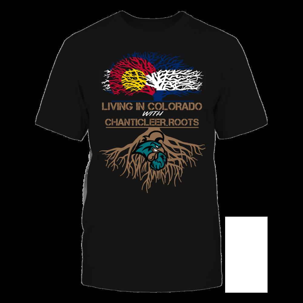 Coastal Carolina Chanticleers - Living Roots Colorado Front picture