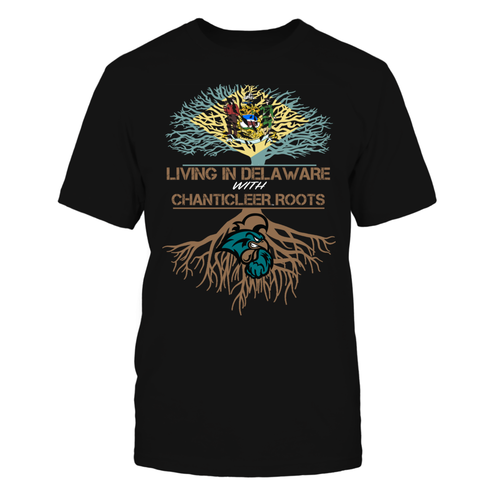 Coastal Carolina Chanticleers - Living Roots Delaware Front picture