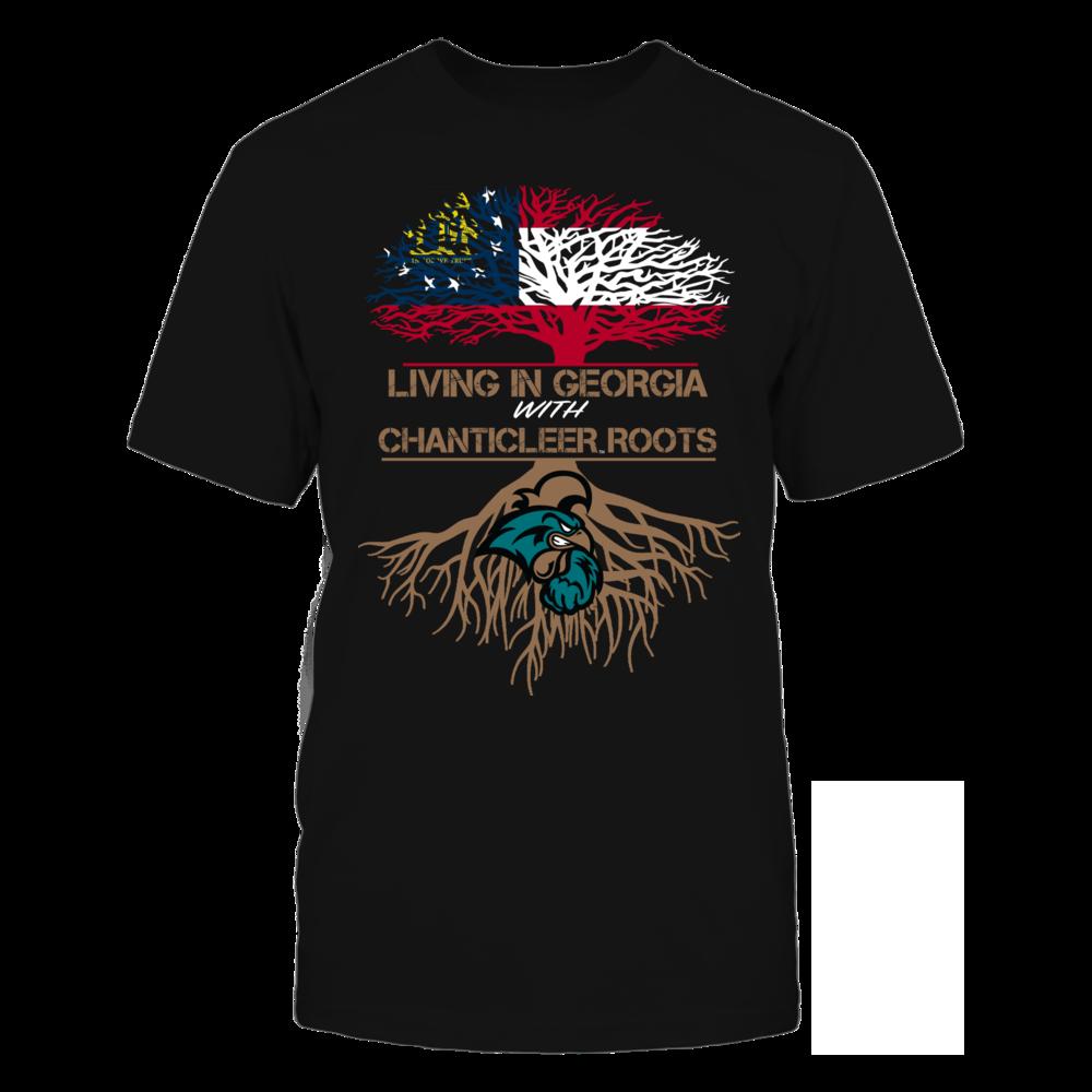 Coastal Carolina Chanticleers - Living Roots Georgia Front picture