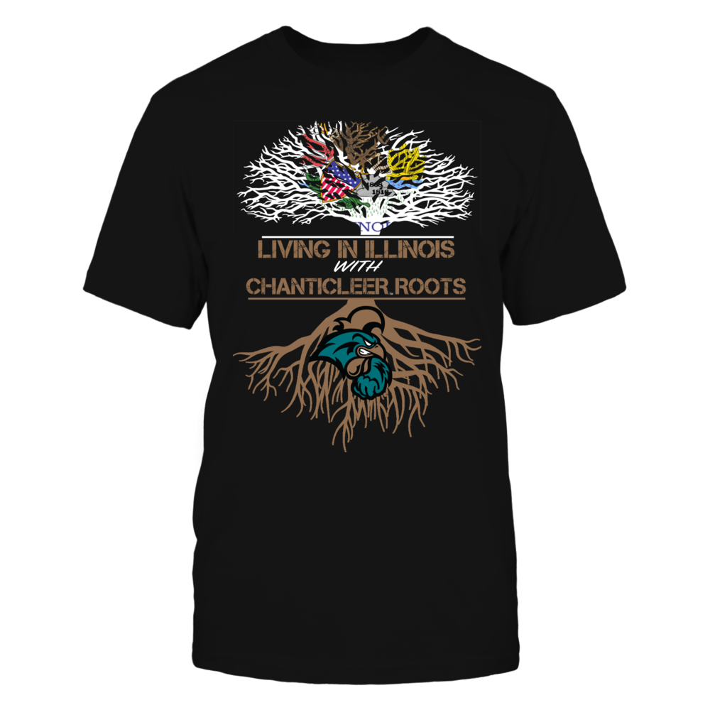 Coastal Carolina Chanticleers - Living Roots Illinois Front picture