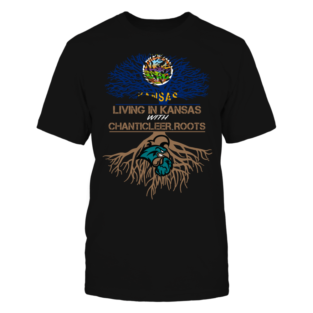 Coastal Carolina Chanticleers - Living Roots Kansas Front picture
