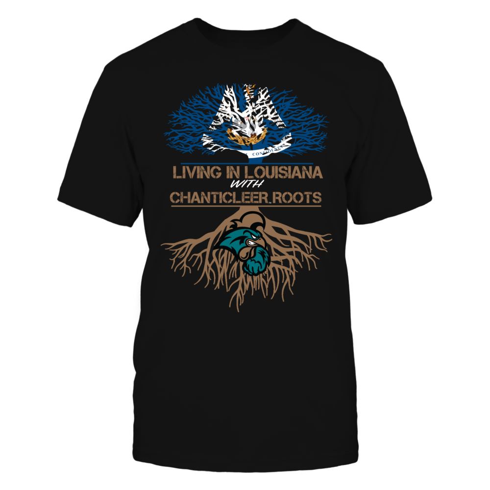 Coastal Carolina Chanticleers - Living Roots Louisiana Front picture