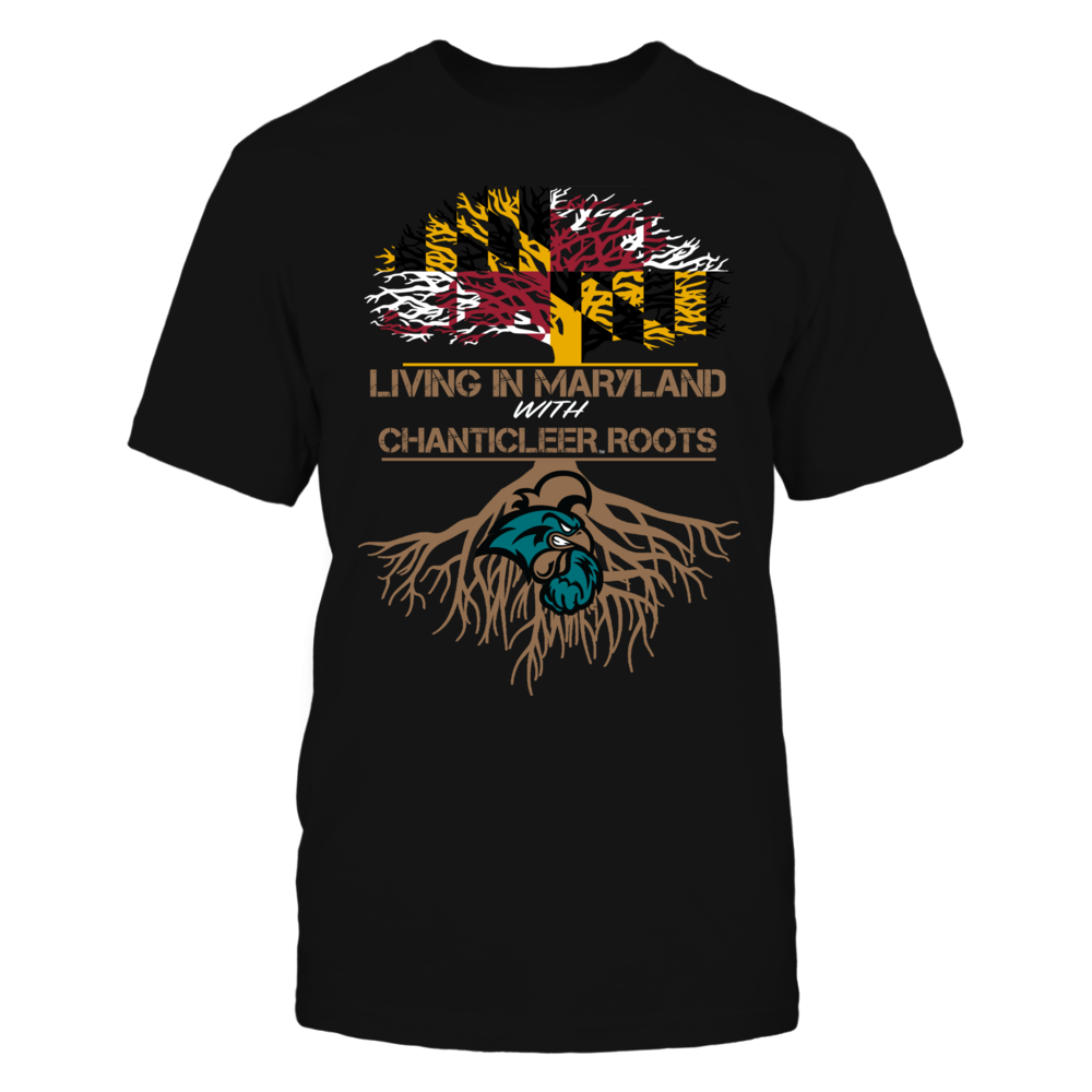 Coastal Carolina Chanticleers - Living Roots Maryland Front picture