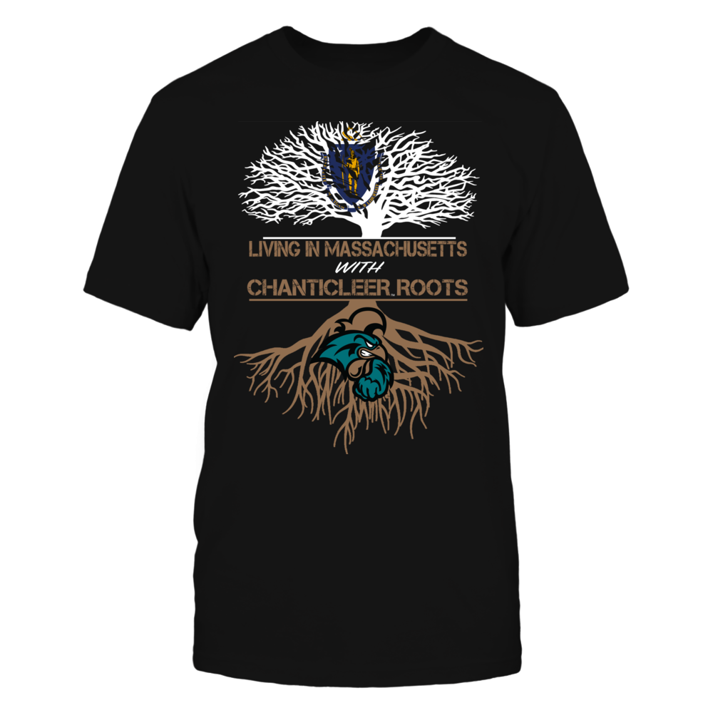 Coastal Carolina Chanticleers - Living Roots Massachusetts Front picture