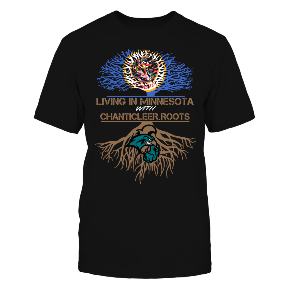 Coastal Carolina Chanticleers - Living Roots Minnesota Front picture