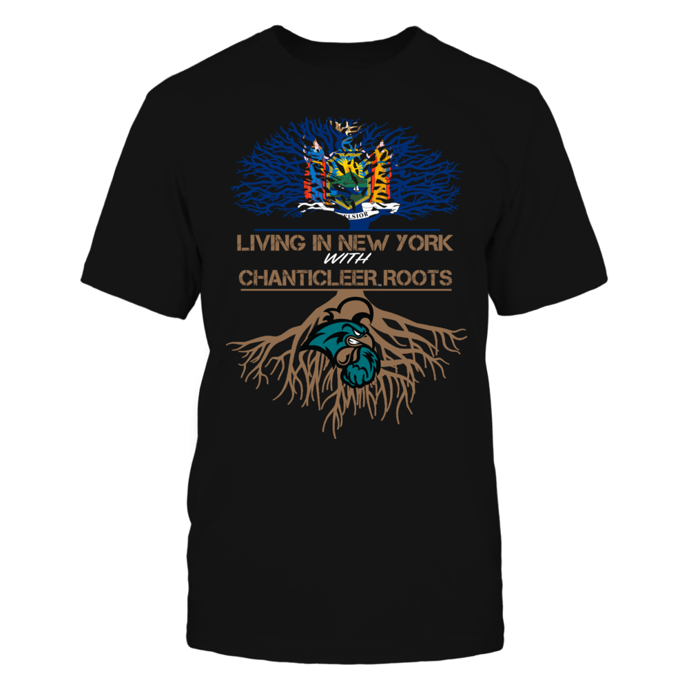 Coastal Carolina Chanticleers - Living Roots New York Front picture
