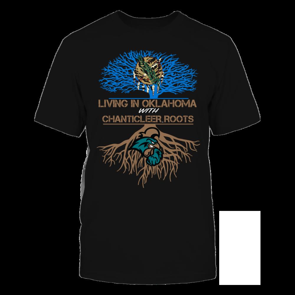 Coastal Carolina Chanticleers - Living Roots Oklahoma Front picture