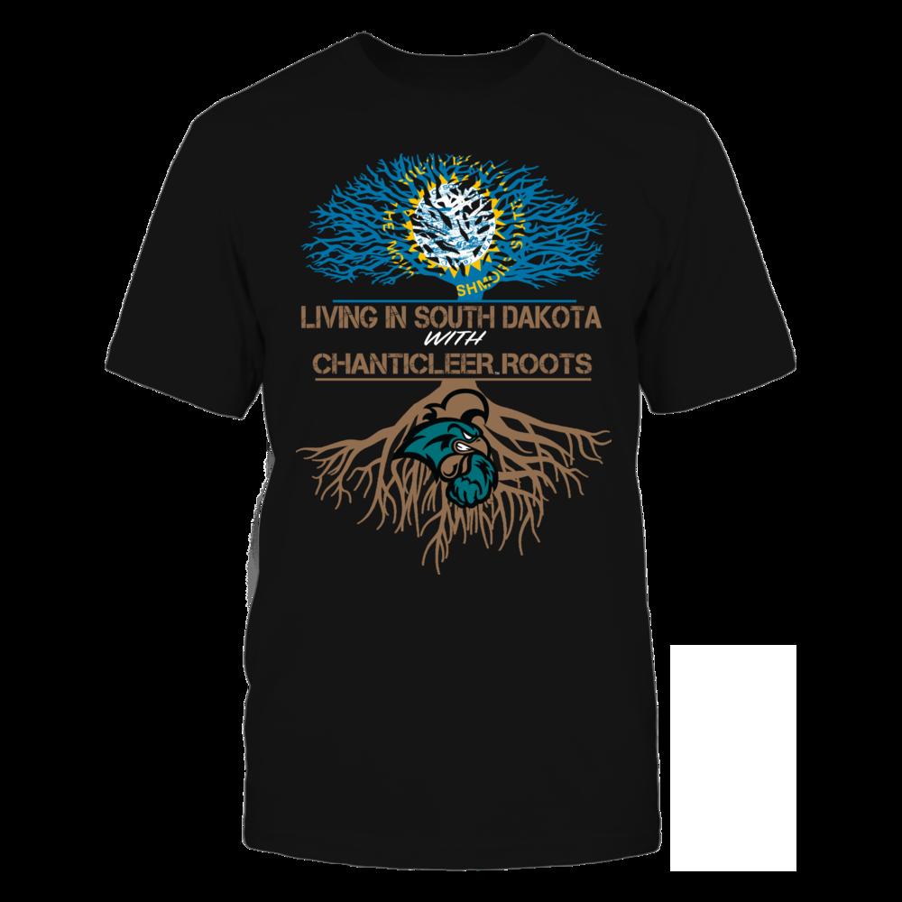 Coastal Carolina Chanticleers - Living Roots South Dakota Front picture