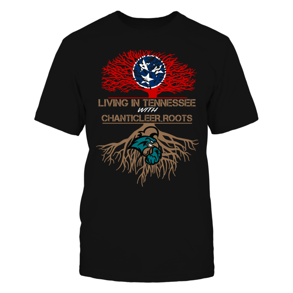 Coastal Carolina Chanticleers - Living Roots Tennessee Front picture