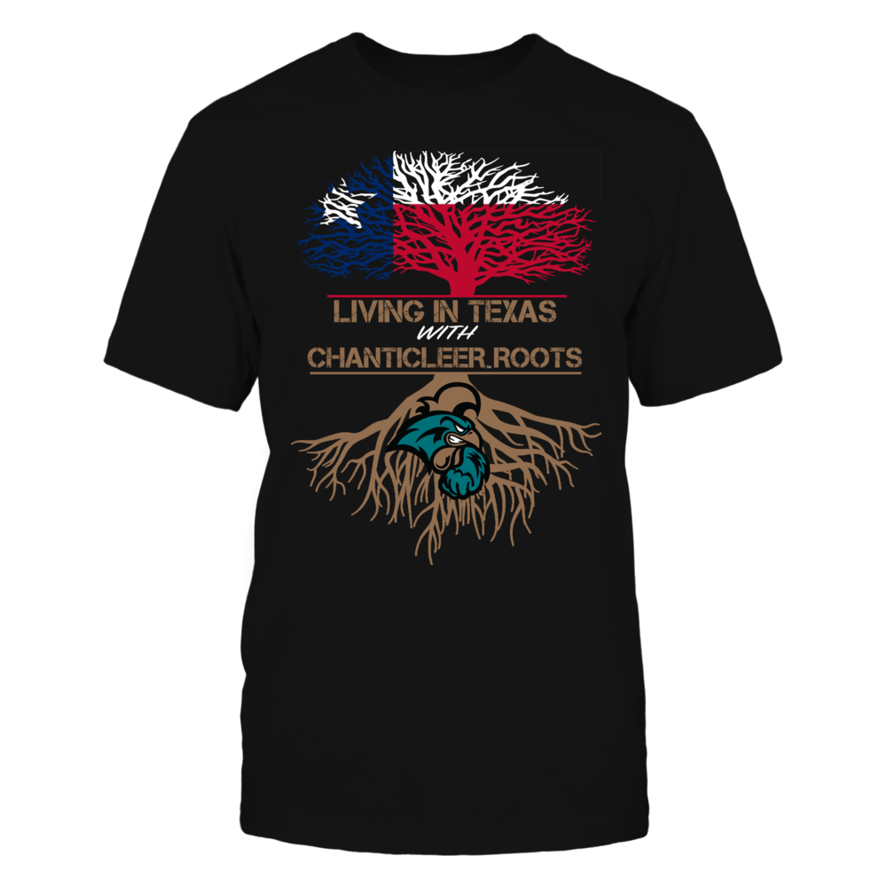 Coastal Carolina Chanticleers - Living Roots Texas Front picture