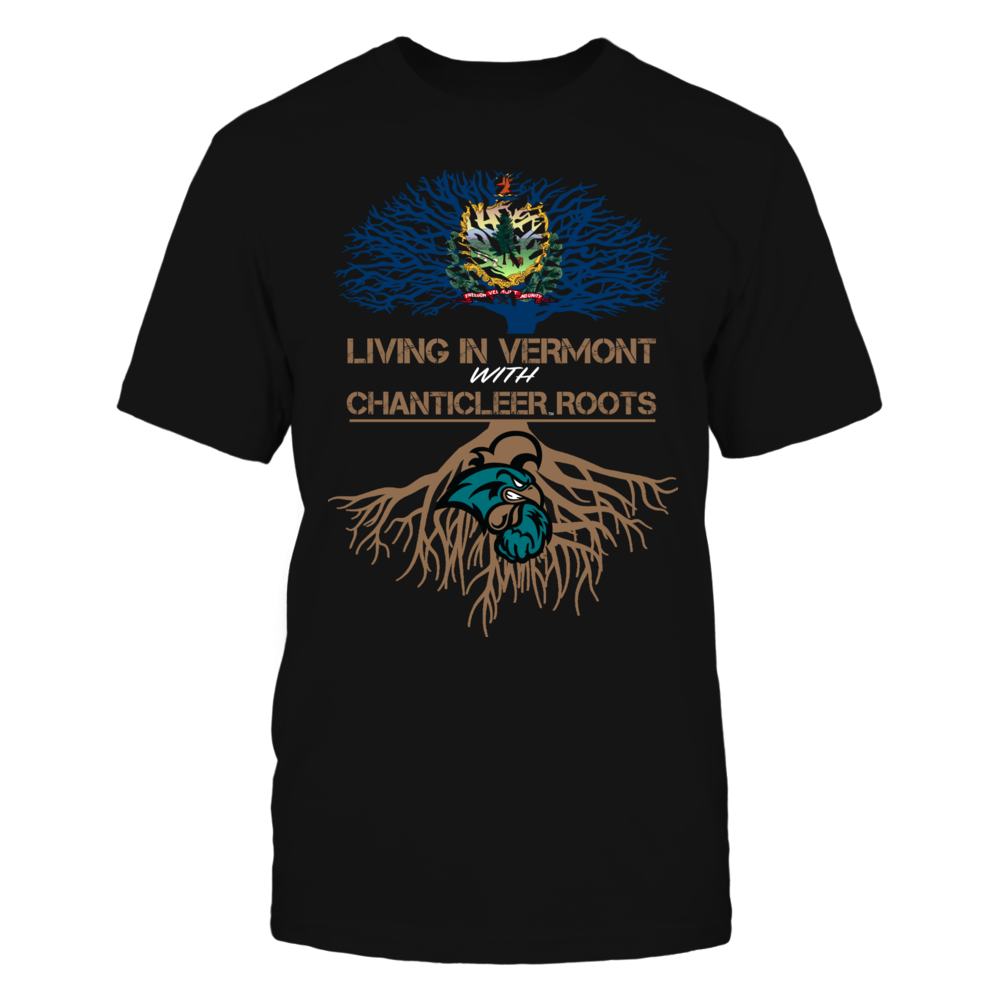 Coastal Carolina Chanticleers - Living Roots Vermont Front picture