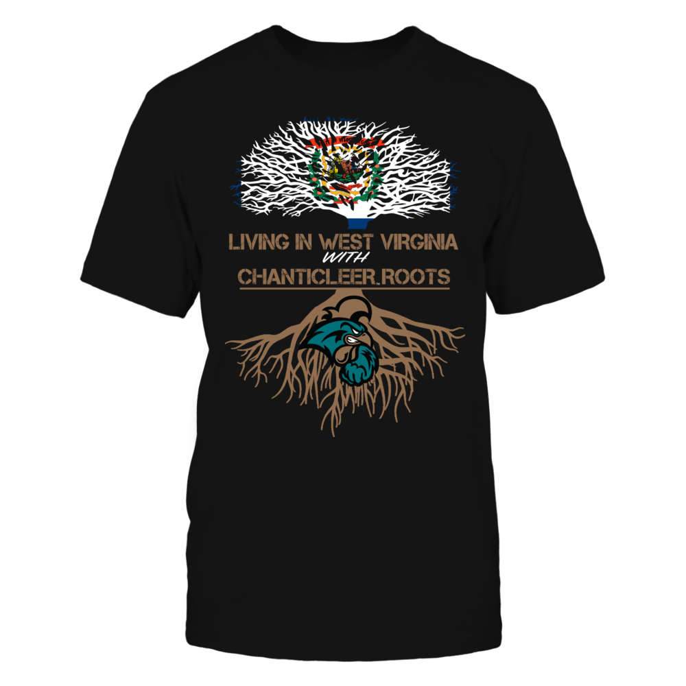 Coastal Carolina Chanticleers - Living Roots West Virginia Front picture