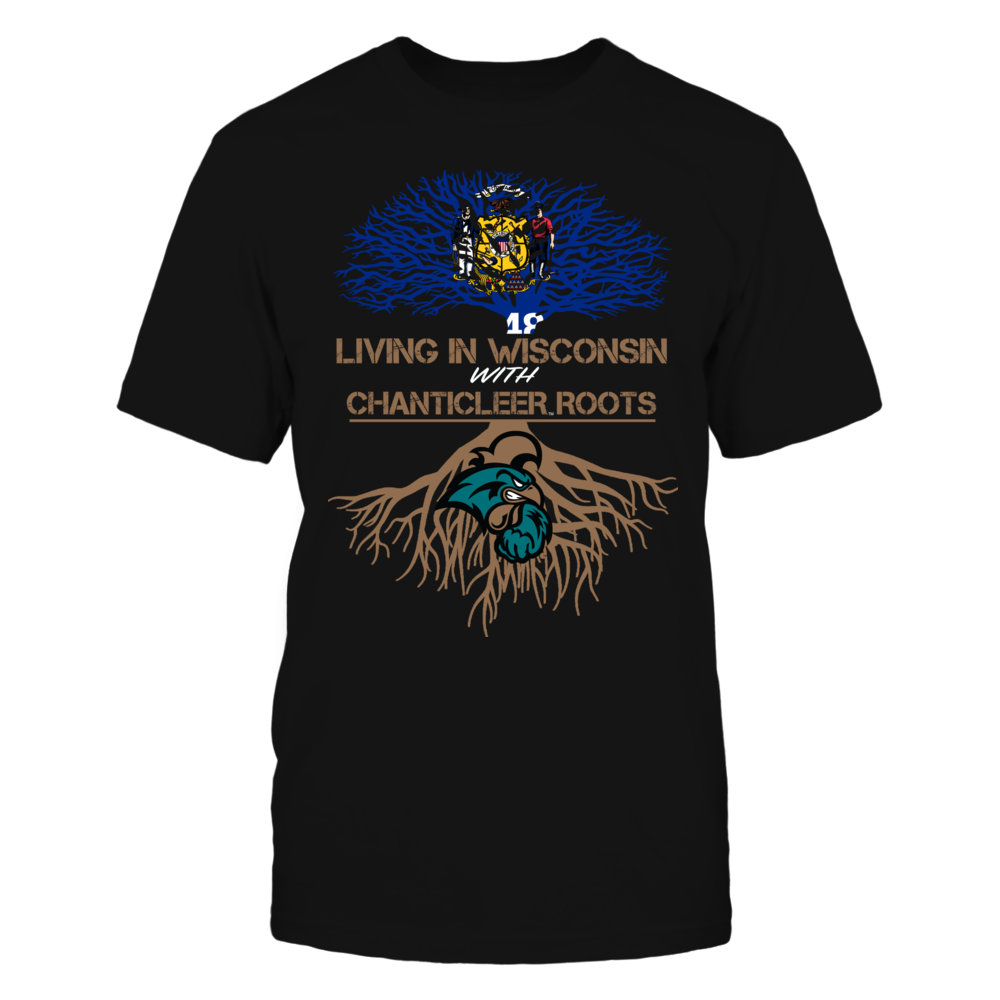 Coastal Carolina Chanticleers - Living Roots Wisconsin Front picture