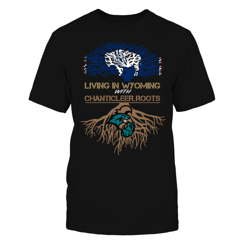 Coastal Carolina Chanticleers - Living Roots Wyoming Front picture