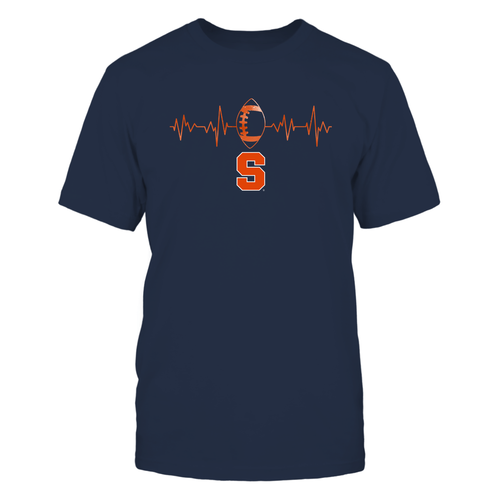 Syracuse Orange - Football - Heart Beat Galaxy - Team Front picture