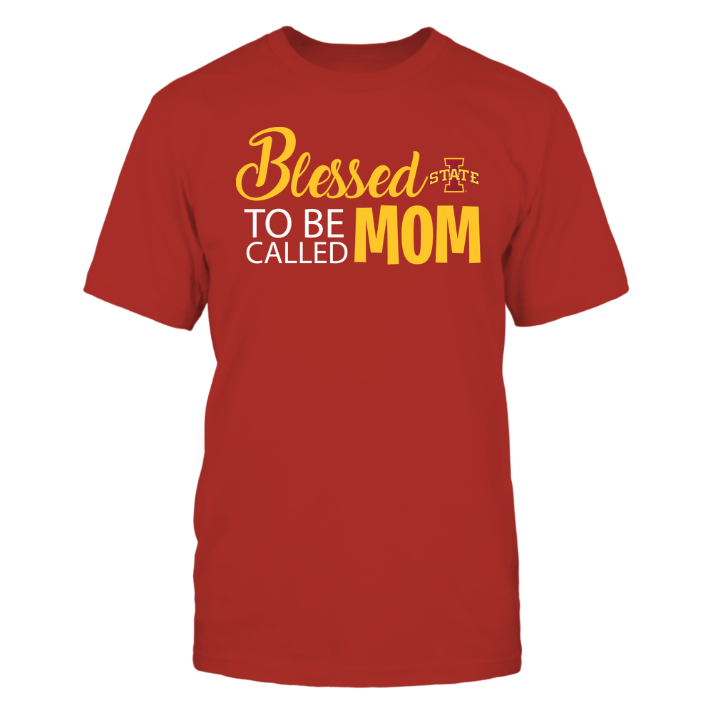 Iowa State Cyclones - Blessed To Be Called Mom - Team Front picture
