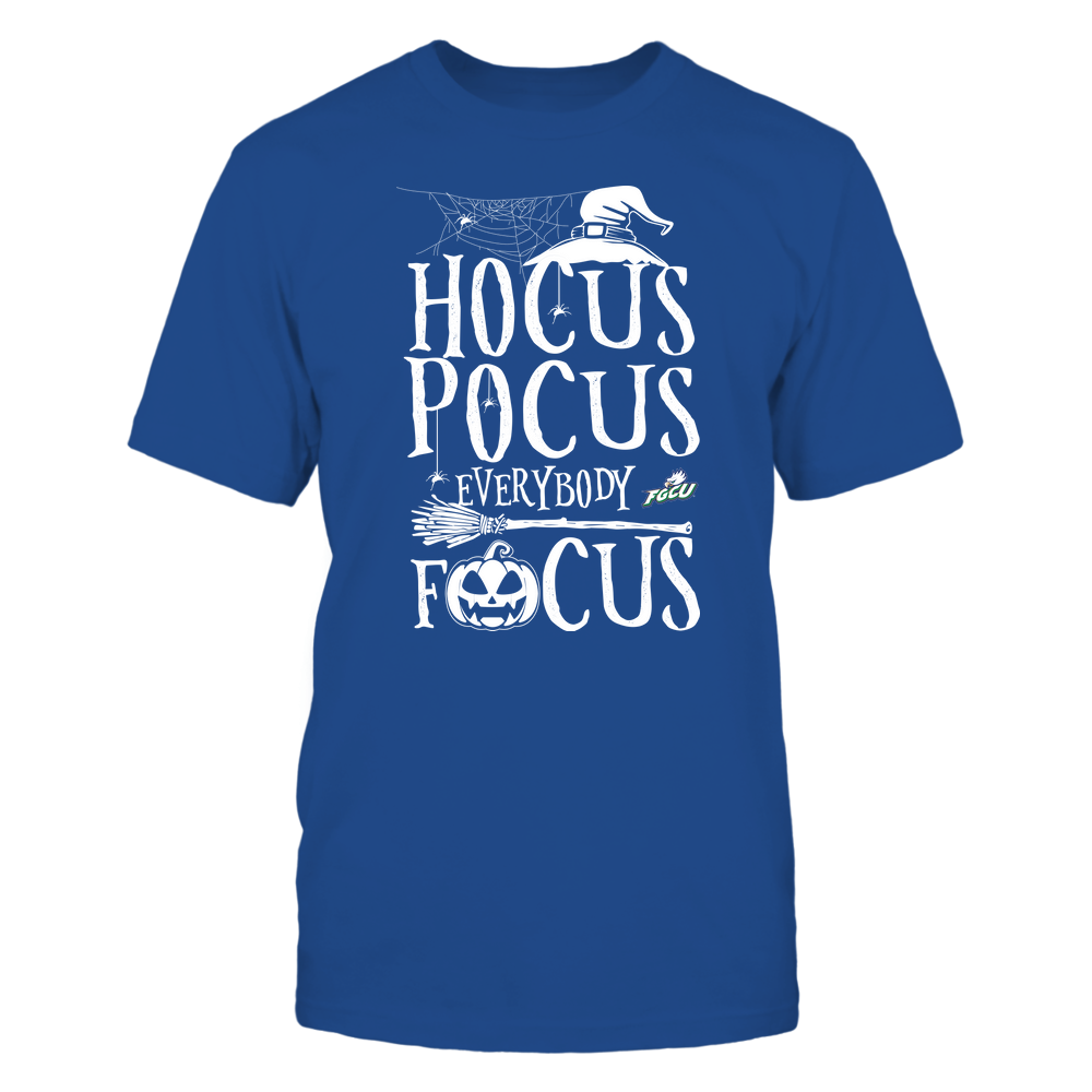 Florida Gulf Coast Eagles - Teacher - Hocus Pocus Everybody Focus - Team Front picture