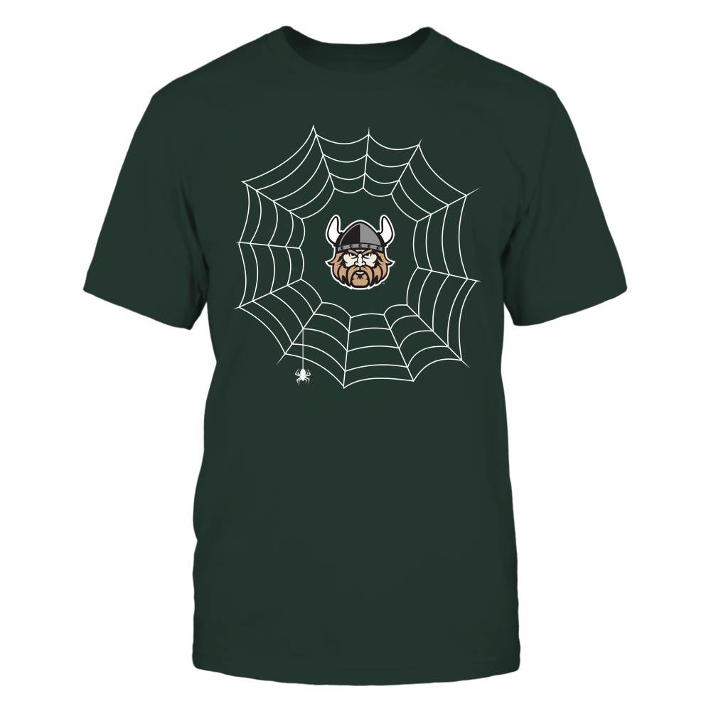 Cleveland State Vikings - Halloween Spiderweb Costume - Team Front picture