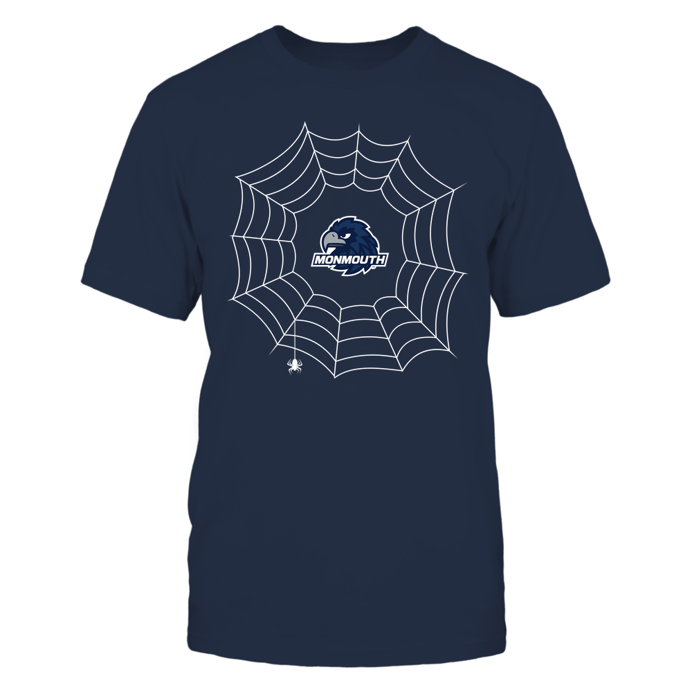 Monmouth Hawks - Halloween Spiderweb Costume - Team Front picture